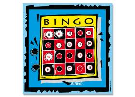 Bingo terč