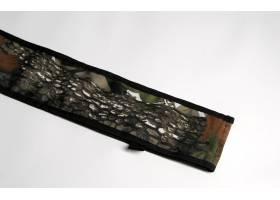 Schutz Hülle an Blasrohr Camouflage Farbe