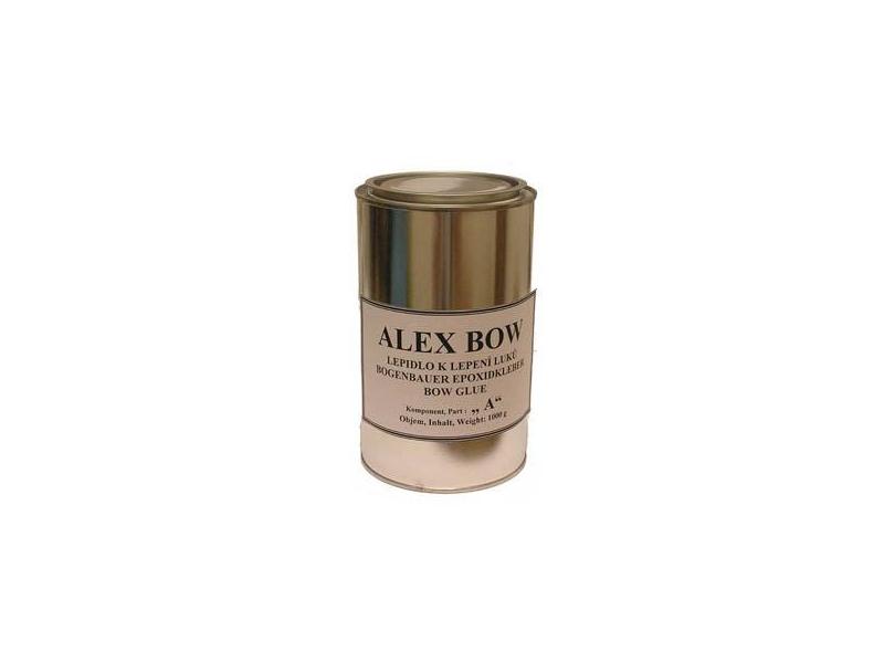 ALEX BOW Epoxidové lepidlo - složka A