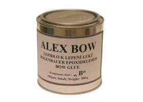 ALEX BOW - Epoxy adhesive - part B