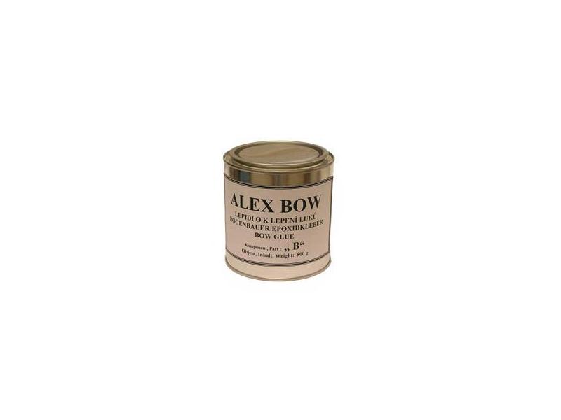 ALEX BOW - Epoxidová pryskyřice - složka B